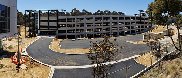 Osler Parking Structure