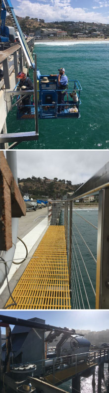 SIO pier project
