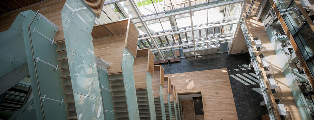 Health Sciences Biomedical Research Facility II (interior)