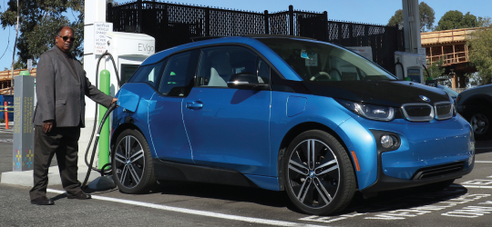 Electric Vehicle Leasing And Purchasing Incentives
